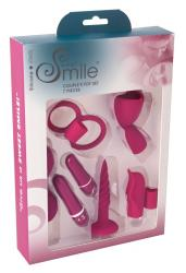 SMILE Couple's Toy Set, komplekt paaridele, 7 osa