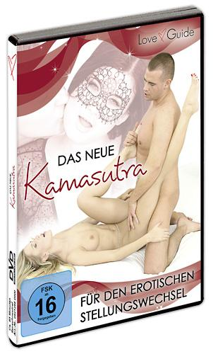"DVD  ""The New Kamasutra"", 85min"