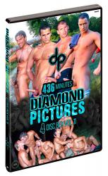 "DVD ""Diamond Pictures Box 11"", Gei porno, 436 min"