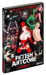 "DVD: ""Fetish Artcore 3"", 4DVD fetish"