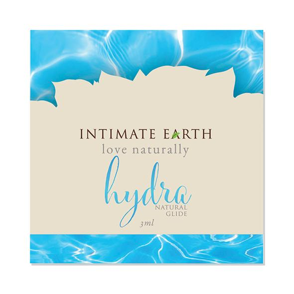 Intimate EARTH- HYDRA, pisike veebaasiline libesti, 3ml
