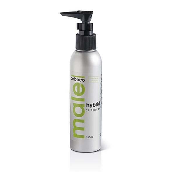 MALE - HYBRID 2 IN 1 LUBRICANT, libesti meestele, 150 ML