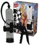 Racing vibratsiooniga peenise pump
