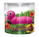 I Rub My Wormie mini – roosa vibraator